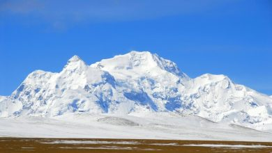 Photo of اكتشاف فيروسات عمرها 15 ألف سنة في جليد التبت