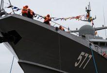Photo of البحرية الروسية تتسلم فرقاطة صغيرة حديثة