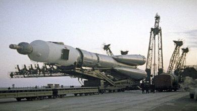 """Photo of روسيا تختبر أجزاء صواريخ """"سويوز-5"""""""