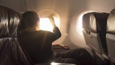 """Photo of المكان الأكثر أمانا للجلوس في الطائرة لتجنب الإصابة بفيروس """"كورونا"""""""