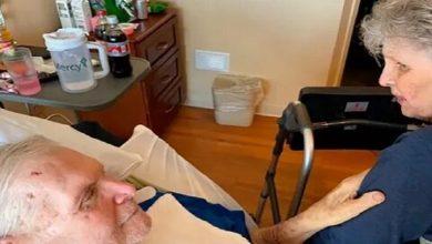Photo of زوجان أمريكيان عاشا معا لمدة 65 عاما وتوفيا في يوم واحد