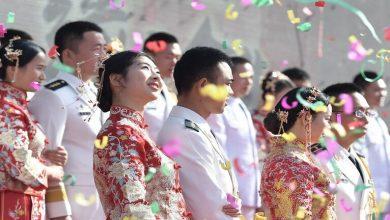 Photo of دعت السلطة الصينية سكانها إلى تأجيل حفلات الزفاف المخطط لإقامتها في أجمل تاريخ للعام الجاري وهو 02.02.2020