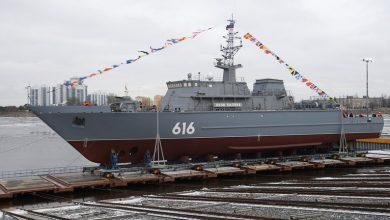 Photo of روسيا تعدل سفنها كاسحة الألغام