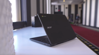 Photo of Acer تطلق أحد أكثر الحواسب متانة!