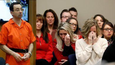 """Photo of الاتحاد الأمريكي للجمباز يعرض تعويضا بالملايين لضحايا الطبيب """"المتحرش"""""""