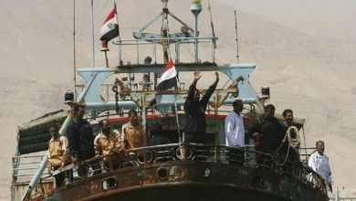 Photo of السيسي : إنهاء أزمة احتجاز 32 صيادا مصريا في دولة اليمن