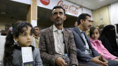 Photo of غادرت ثاني رحلات الجسر الطبي الجوي الذي تسيره الأمم المتحدة للمرضى اليمنيين للعلاج في الخارج