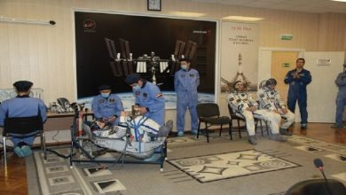 Photo of انطلاق تدريبات الطيارين الهنود المرشحين للرحلات الفضائية المأهولة