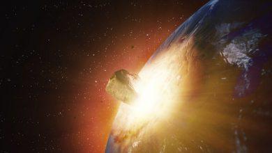 Photo of كويكب هائل قد يعيث بالأرض فسادا لو ضربها السبت المقبل!
