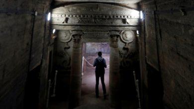 """Photo of الآثار المصرية تعلن العثور على 83 مقبرة تعود لحقبة """"مصر السفلى"""""""