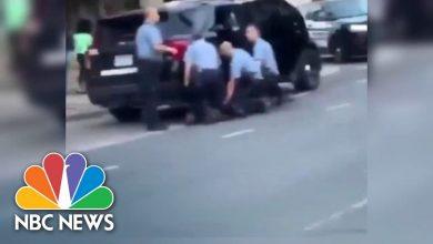 Photo of فيديو جديد للحظة مقتل الأميركي جورج فلويد..