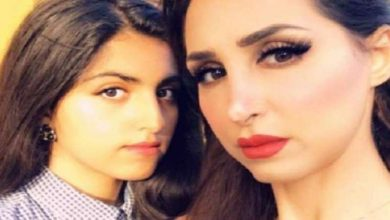 Photo of ظهور مثير لهند القحطاني صدم ابنتها! (فيديو)