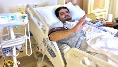 """Photo of صورة للأمير """"عبد العزيز بن فهد"""" وهو منوم في المستشفى تثير تفاعلًا على """"تويتر"""""""