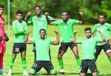Photo of المنتخب السعودي للشباب يعاود تدريباته في كرواتيا استعداداً لمواجهة بلغاريا