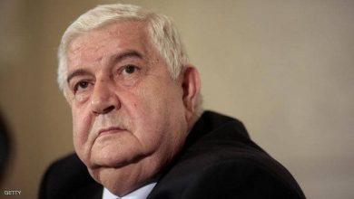 Photo of أنباء صادمة تكشف سبب وفاة وزير خارجية النظام السوري وليد المعلم