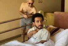 "Photo of شاهد.. الوليد بن طلال ينفذ ""مقلب"" في مشهور سناب ""الربع"" داخل غرفة بإحدى الجزر بنيوم"