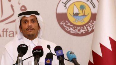 Photo of أول تعليق قطري على الهجوم الذي استهدف ناقلة نفط أمام ميناء جدة
