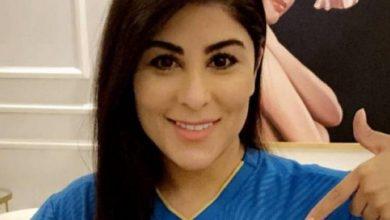 "Photo of أول تعليق للفنانة ""زارا البلوشي"" بعد حصولها على الإقامة المميزة في المملكة"