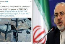 Photo of ظريف يعلق على تحليق قاذفات B52 في منطقة الخليج .. ويبالغ في وصف قدرات بلاده العسكرية أمام أمريكا!