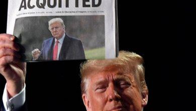 "Photo of خطوة ""مفاجئة"" من ترامب تربك فريقه القانوني قبل مساءلته أمام الشيوخ"