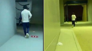 """Photo of المريسل"""" يكشف سبب مغادرة """"حسين عبد الغني"""" أرض الملعب فجأةً وعدم احتفاله مع اللاعبين بالفوز بكأس السوبر"""