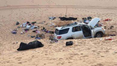 Photo of صور : مأساة أسرة سودانية فقدت قبل 5 أشهر بعد تعطل سيارتهم وسط الصحراء.. والعثور على وصية مؤثرة بحوزة امرأة