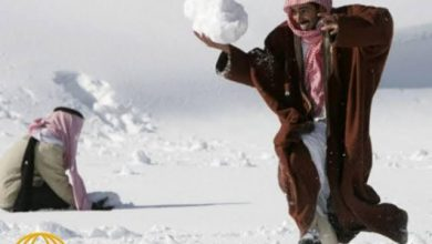 """Photo of هطول الثلوج بغزارة على هذه المناطق بالمملكة .. و""""كراني"""" يحدد موعدها ويدعو الجميع لهذا الأمر!"""