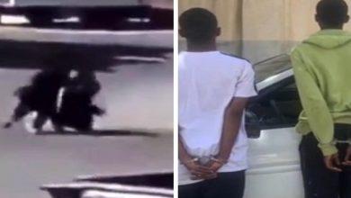 Photo of القبض على لص ومساعديه بعد اعتدائهم على امرأة وسلب حقيبتها بالرياض .. والكشف عن جنسياتهم