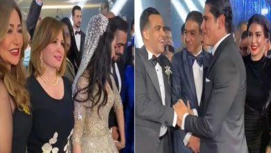 Photo of ياسمين صبري تضع ليلى علوي وإلهام شاهين في موقف محرج بحفل زفاف ابنة شقيقة السيسي