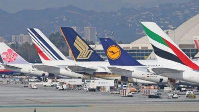 Photo of مسؤول بارز يكشف موعد تعافي حركة الطيران العالمية من تداعيات جائحة كورونا