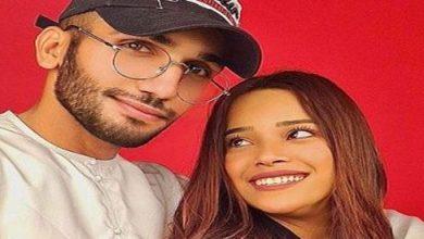 """Photo of مشاعل الشحي تمازح زوجها بـ """"لفظ غير لائق"""" وتثير جدلا واسعا.. فيديو"""