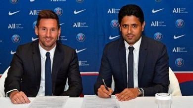 """Photo of بعد توقيع العقد.. تعرف على راتب """"ميسي"""" في نادي باريس سان جيرمان"""